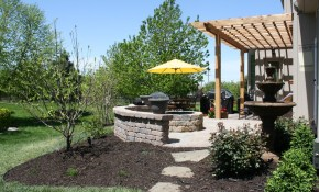Our Favorite Small Backyard Landscaping Elements Second Nature pertaining to 14 Smart Ideas How to Build Landscaping Small Backyard