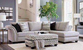 Overstock Sofatrendz Fusion Contemporary Sectional Storage Ottoman pertaining to 10 Awesome Ideas How to Make Overstock Living Room Sets
