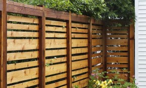 Pin Pam Scott On Privacy Fence Diy Privacy Fence Backyard within 13 Smart Designs of How to Upgrade Fence Ideas For Backyard