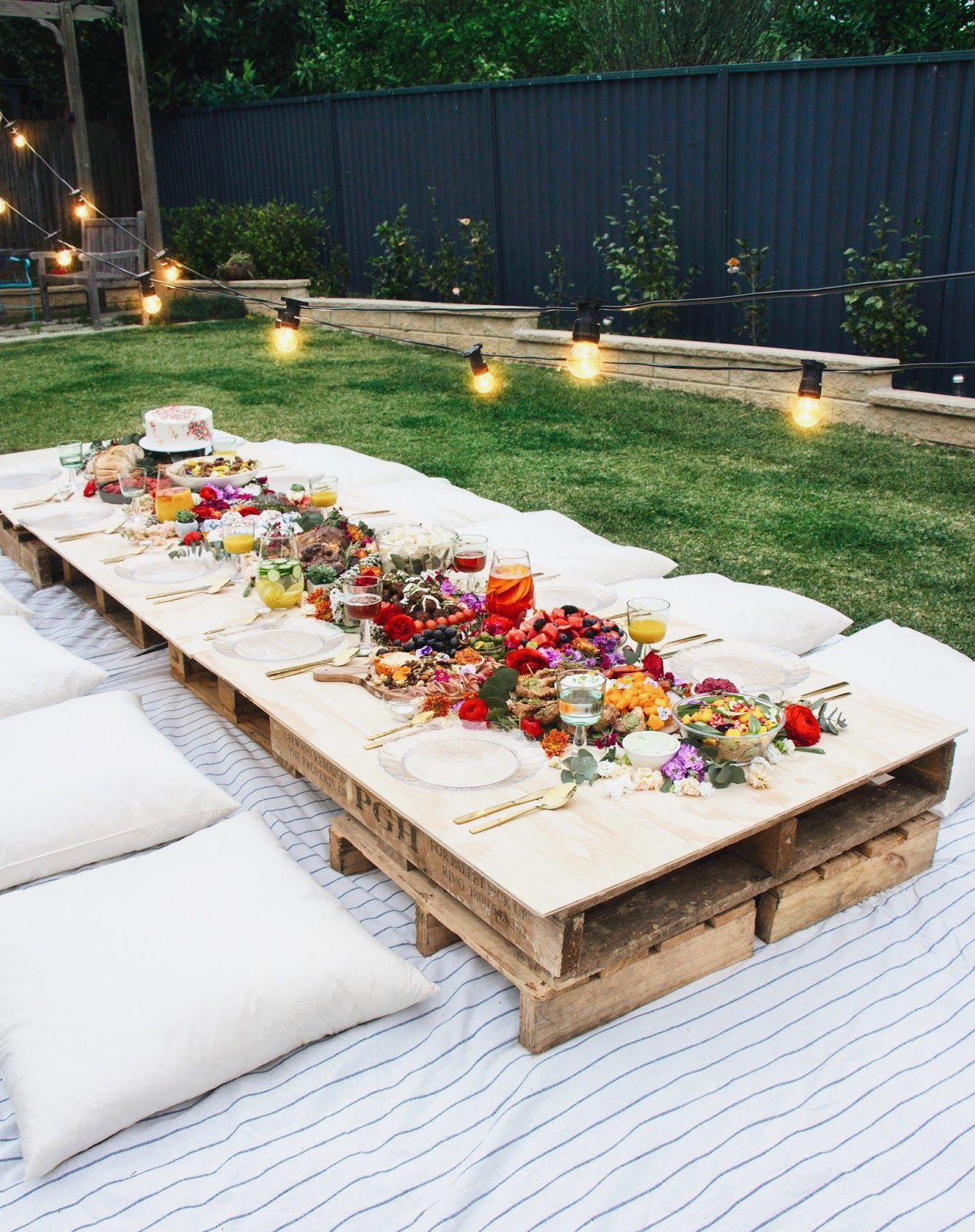 Simple Backyard Birthday Party Ideas For Adults Home Design Planning within Backyard Birthday Party Ideas For Adults