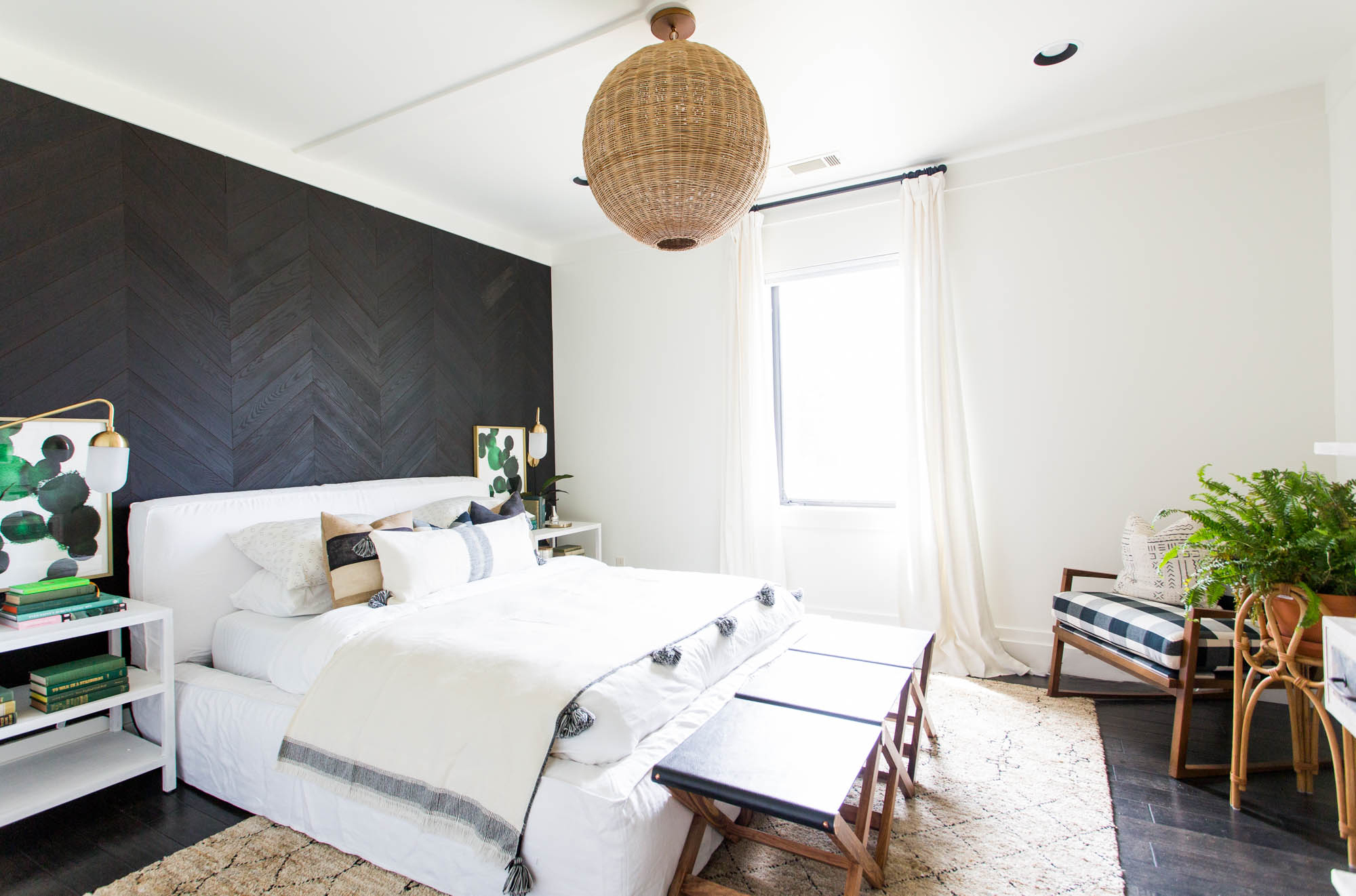The Farmhouse Bedrooms Featured In Modern Farmhouse Sacramento inside 13 Smart Ways How to Make Modern Farmhouse Bedroom