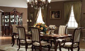 The Valencia Formal Dining Room Collection in 10 Clever Concepts of How to Upgrade Living Room And Dining Room Sets