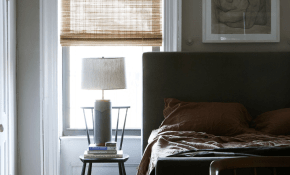 Why Bamboo Blinds Are Our 1 Window Obsession Architectural Digest pertaining to 15 Clever Designs of How to Build Modern Bedroom Window Treatments