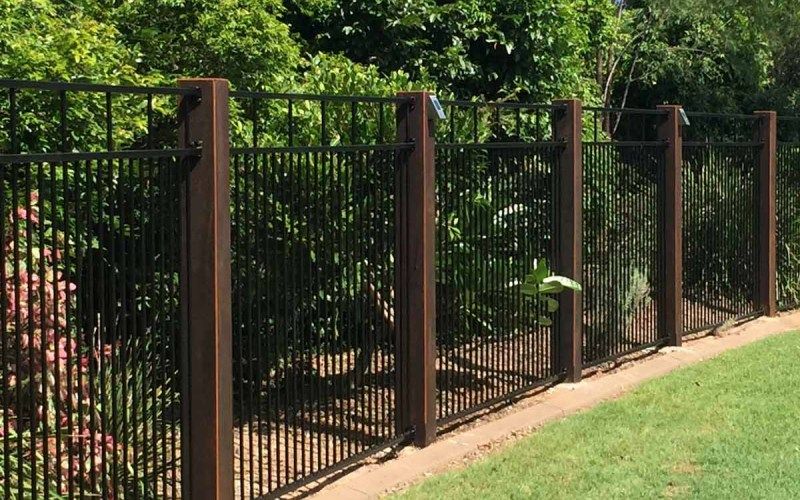 Yard Fencing 10 Modern Fence Ideas Family Handyman intended for 12 Clever Ways How to Craft Backyard Fence Ideas