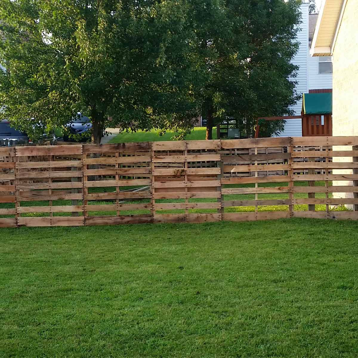 Yard Fencing 10 Modern Fence Ideas Family Handyman pertaining to 13 Clever Concepts of How to Craft Privacy Fences For Backyards