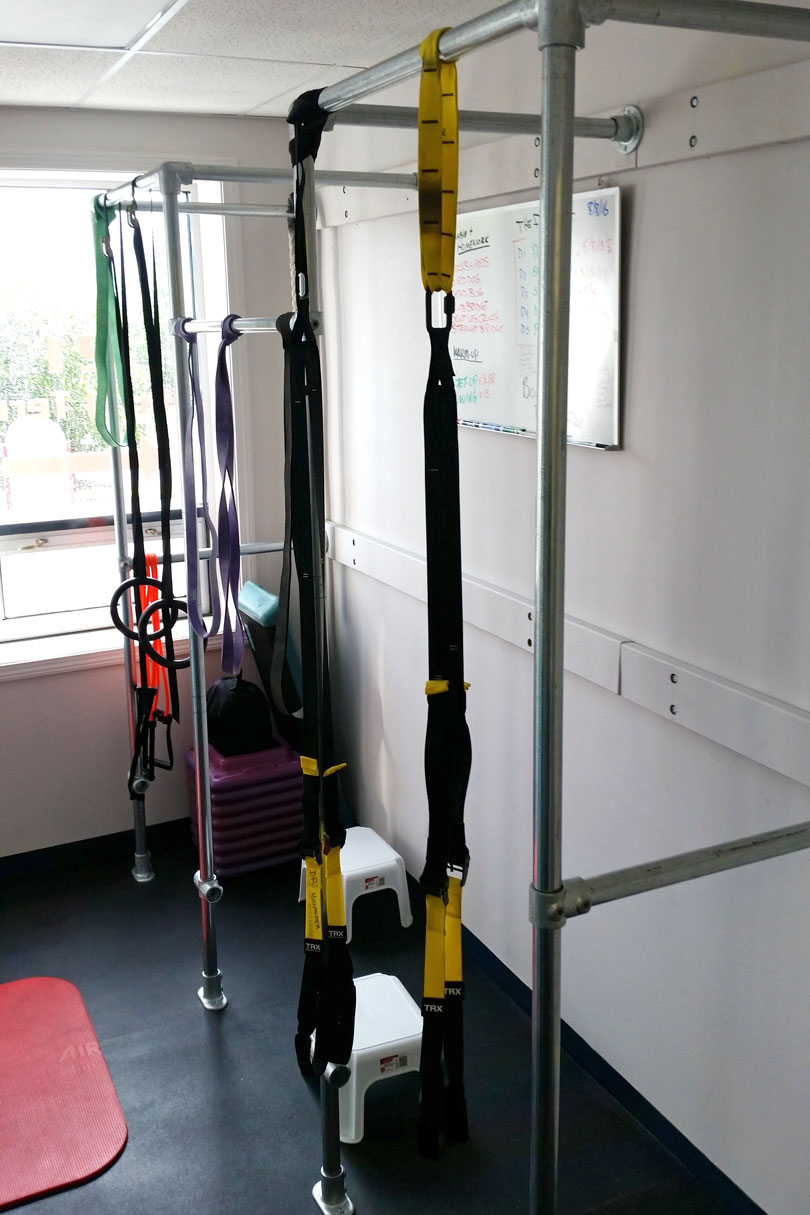 10 Homemade Gym Equipment Ideas To Build Your Own Gym Simplified intended for Backyard Gym Ideas