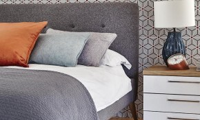 10 Mid Century Bedroom Ideas You Need To Try Before The Summer Ends for Retro Modern Bedroom