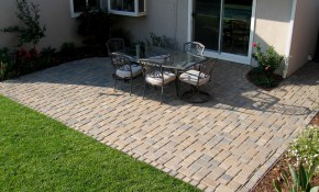11 Amazing Picture And Design Of Backyard Paver And Patio for Stone Patio Ideas Backyard
