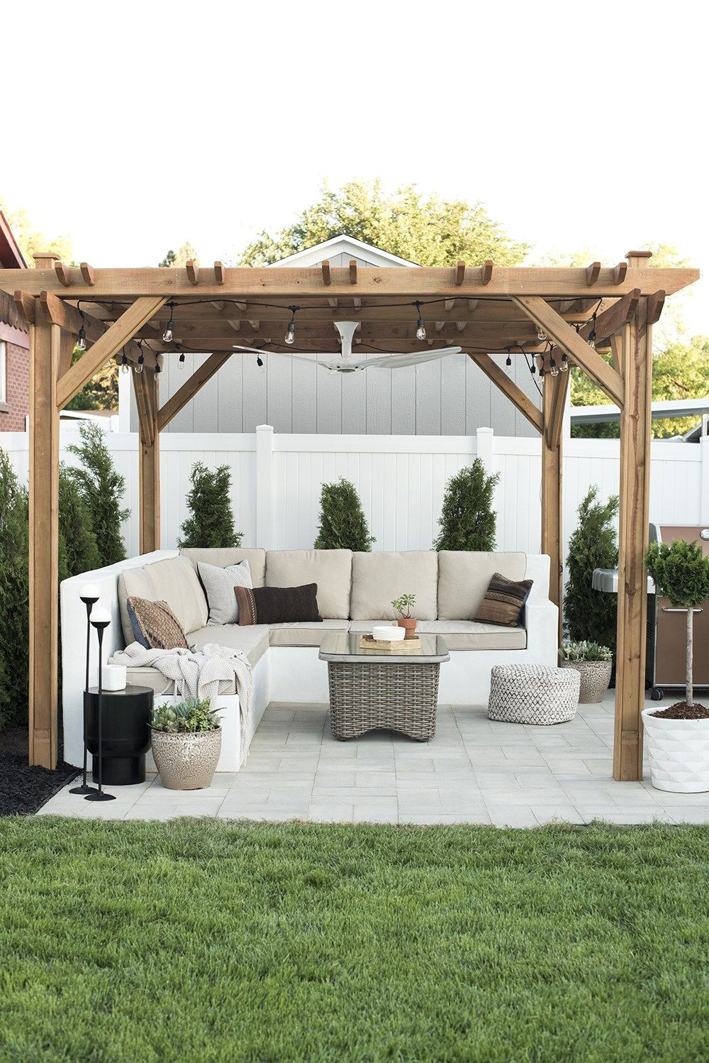 16 Best Pergola Ideas For The Backyard How To Use A Pergola intended for Ideas For Gazebos Backyard