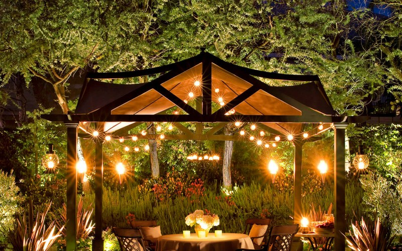 27 Best Backyard Lighting Ideas And Designs For 2019 with 14 Smart Initiatives of How to Improve Lighting Ideas For Backyard Party