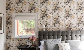 30 Bedrooms With Statement Wallpaper for 14 Clever Tricks of How to Upgrade Modern Wallpapers For Bedrooms