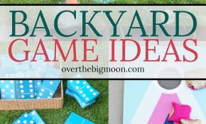 35 Fun Backyard Games For The Family Kids Craftsactivities throughout 11 Clever Ways How to Makeover Backyard Game Ideas