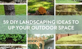 59 Diy Landscaping Ideas And Tips To Improve Your Outdoor Space Curbly with regard to 14 Awesome Tricks of How to Makeover Diy Backyard Landscaping Ideas