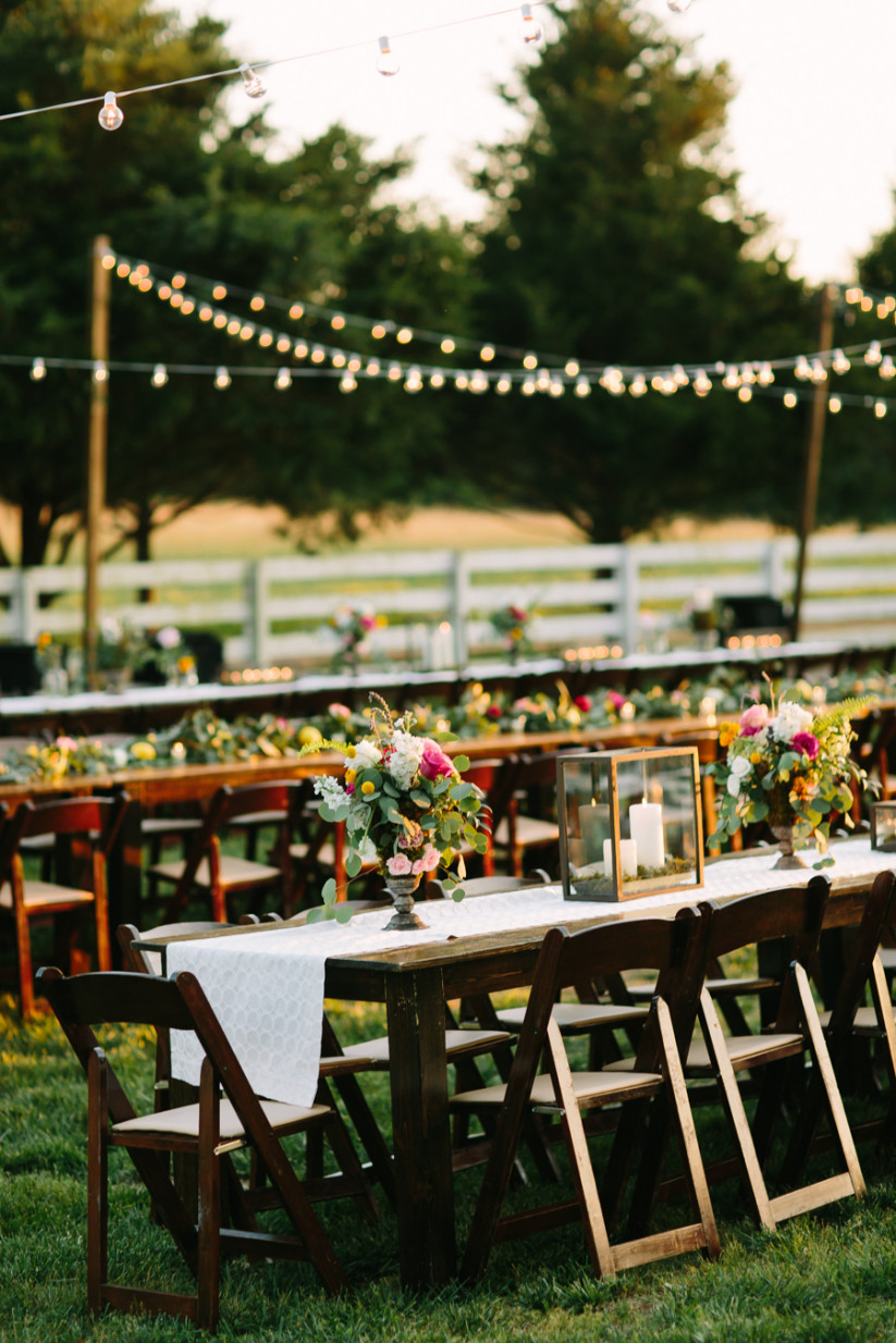 6 Outdoor Wedding Themes That Dont Feel Overdone Weddingwire regarding 15 Awesome Concepts of How to Improve Ideas For Backyard Wedding