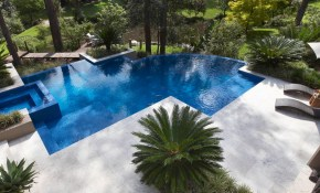63 Invigorating Backyard Pool Ideas Pool Landscapes Designs Home intended for 13 Some of the Coolest Initiatives of How to Craft Landscaped Backyards With Pools