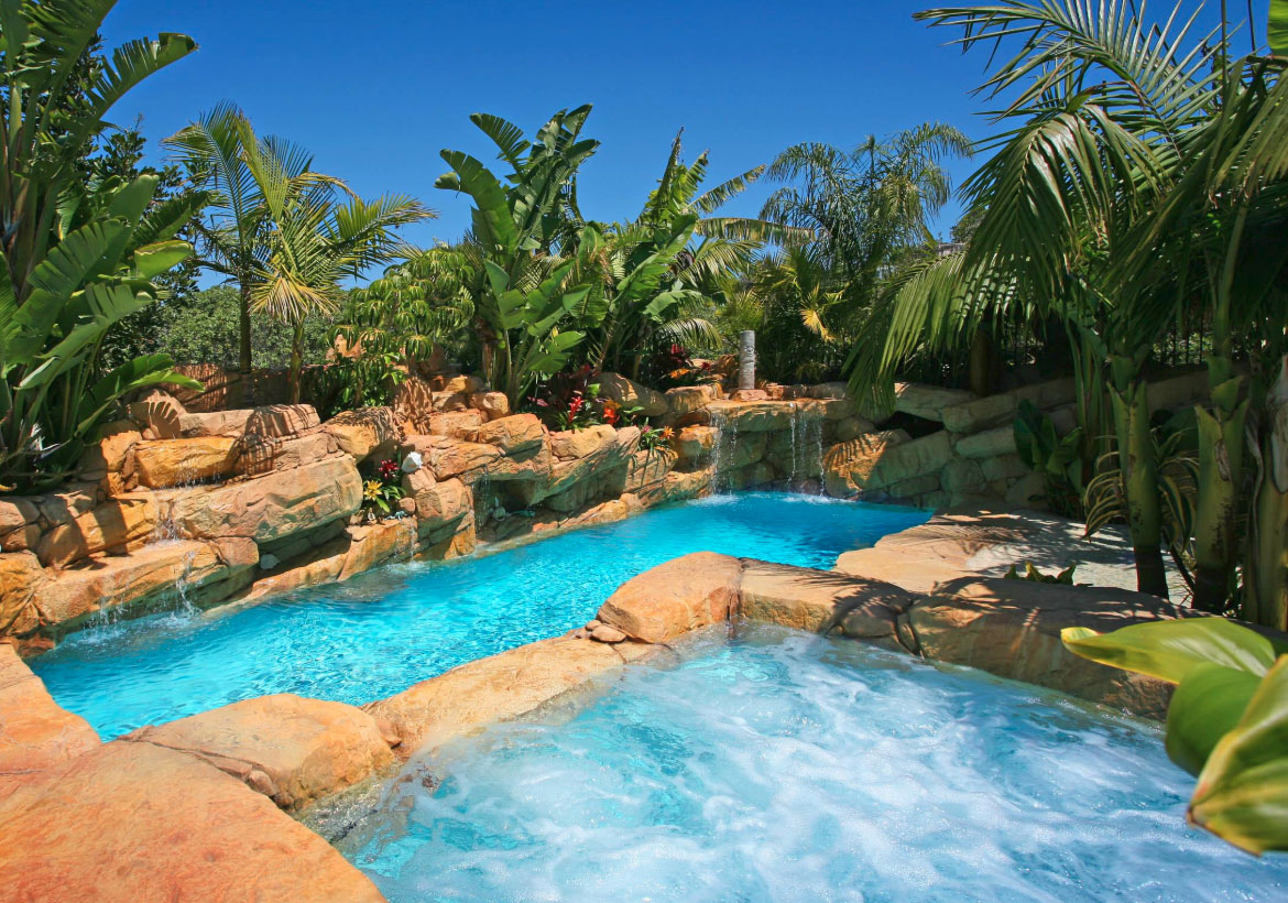 63 Invigorating Backyard Pool Ideas Pool Landscapes Designs Home within 12 Some of the Coolest Ideas How to Build Backyard Layout Ideas