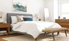 7 Mid Century Modern Bedroom Ideas To Try In Your Space within 15 Awesome Ways How to Makeover Modern Bedroom Ideas