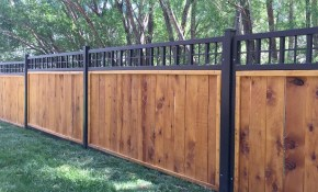 7 Top Privacy Fencing Ideas For Backyards Gallery Home Garden with Privacy Fence Ideas For Backyard