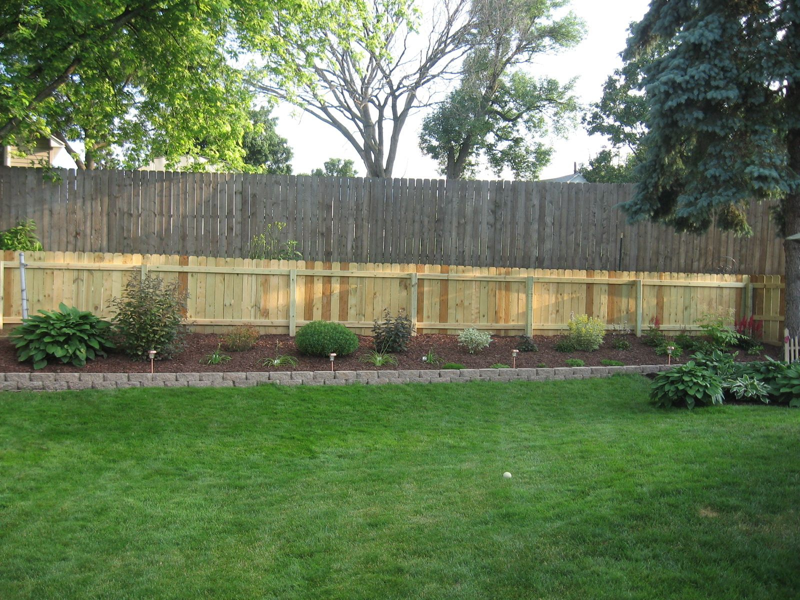 7 Top Privacy Fencing Ideas For Backyards Gallery Home Garden within Privacy Fence Ideas For Backyard