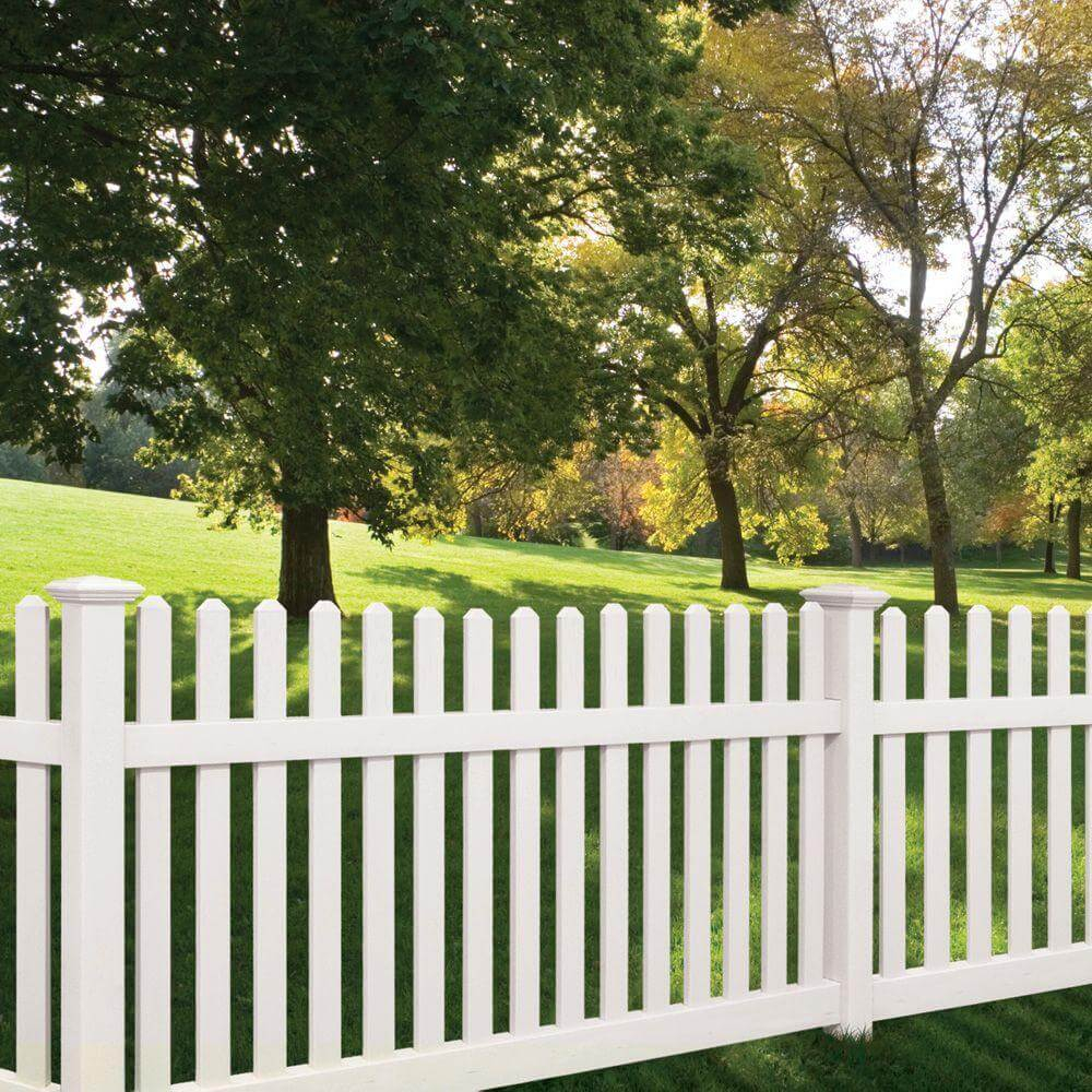 75 Fence Designs Styles Patterns Tops Materials And Ideas with 15 Awesome Ideas How to Craft Fencing Backyard Ideas