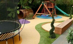 80 Fun Backyard Kids Design Ideas For Summer Playground Doitdecor intended for 10 Some of the Coolest Concepts of How to Build Fun Backyard Design Ideas
