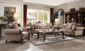Acme Furniture Mehadi Walnut 3pc Living Room Set for 13 Awesome Concepts of How to Make Room To Go Living Room Set