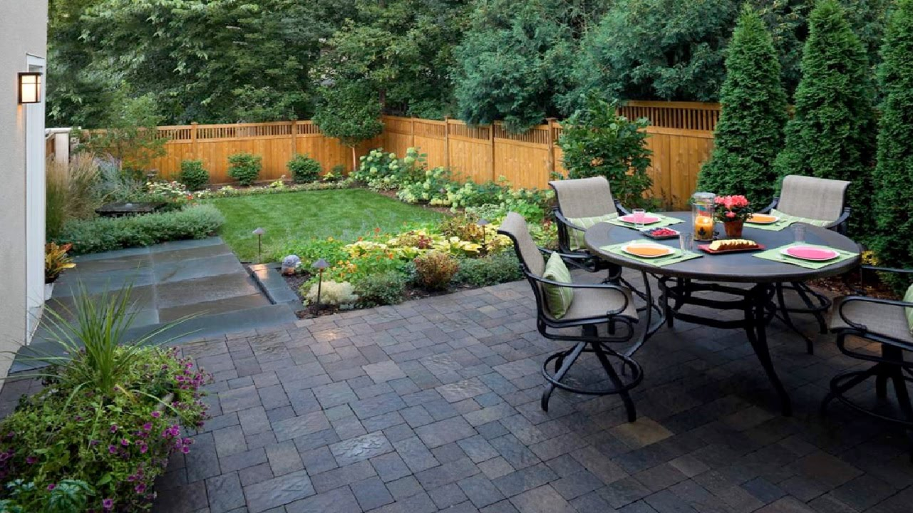Amazing Landscaping Ideas For Small Yards Texas Backyard Home with regard to Backyard Ideas For Small Yards On A Budget