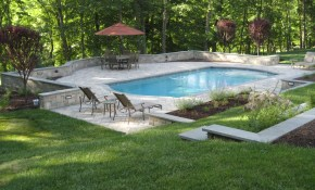 Backyard Designs Ideas Pool Landscape Beautiful Backyards With Pools with regard to Small Backyard Pool Landscaping Ideas