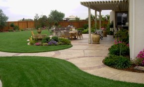 Backyard Landscape Design For Large Backyards Landscaping Pictures regarding 11 Genius Ideas How to Make Landscape Ideas For Backyards