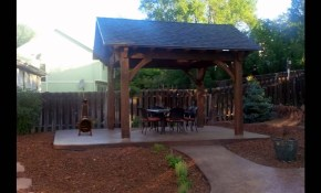 Backyard Pavilion inside Backyard Pavilion Ideas