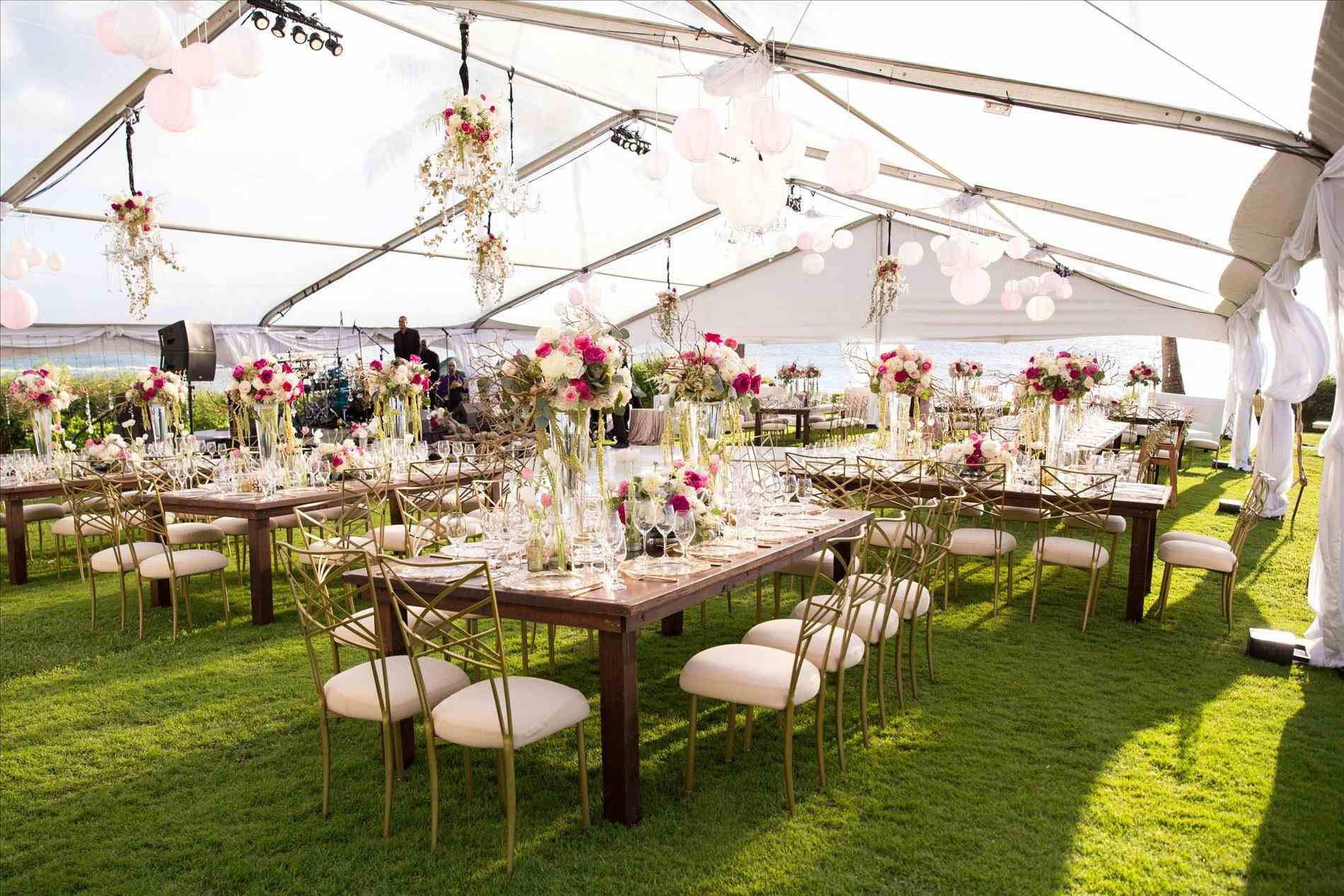 Backyard Tent Wedding Ideas Tent Decor Wedding Simple Fresh Wedding in 11 Smart Tricks of How to Build Backyard Tent Ideas