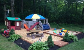 Backyardkid Friendly Backyard Without Grass Playground Ideas For intended for Kid Friendly Backyard Ideas