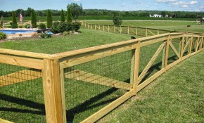 Best Flooring For Pets Pet Living Diy Dog Fence Diy Fence Dog throughout Backyard Fences For Dogs