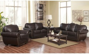 Buy Leather Living Room Furniture Sets Online At Overstock Our within Cheap Leather Living Room Sets