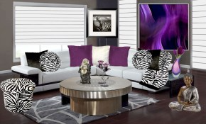 Cheetah Print Living Room Ideas Animalg Zebra Design Engaging Chic in 12 Clever Initiatives of How to Improve Zebra Living Room Set