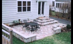 Concrete Patio Ideas For Small Backyards Examples And Forms regarding Backyard Concrete Ideas