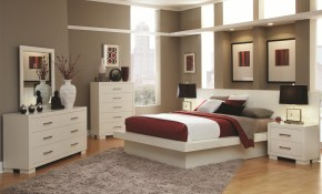 Contemporary Bedroom Set Co 202990 with regard to 14 Some of the Coolest Tricks of How to Make Modern Bedrooms Sets