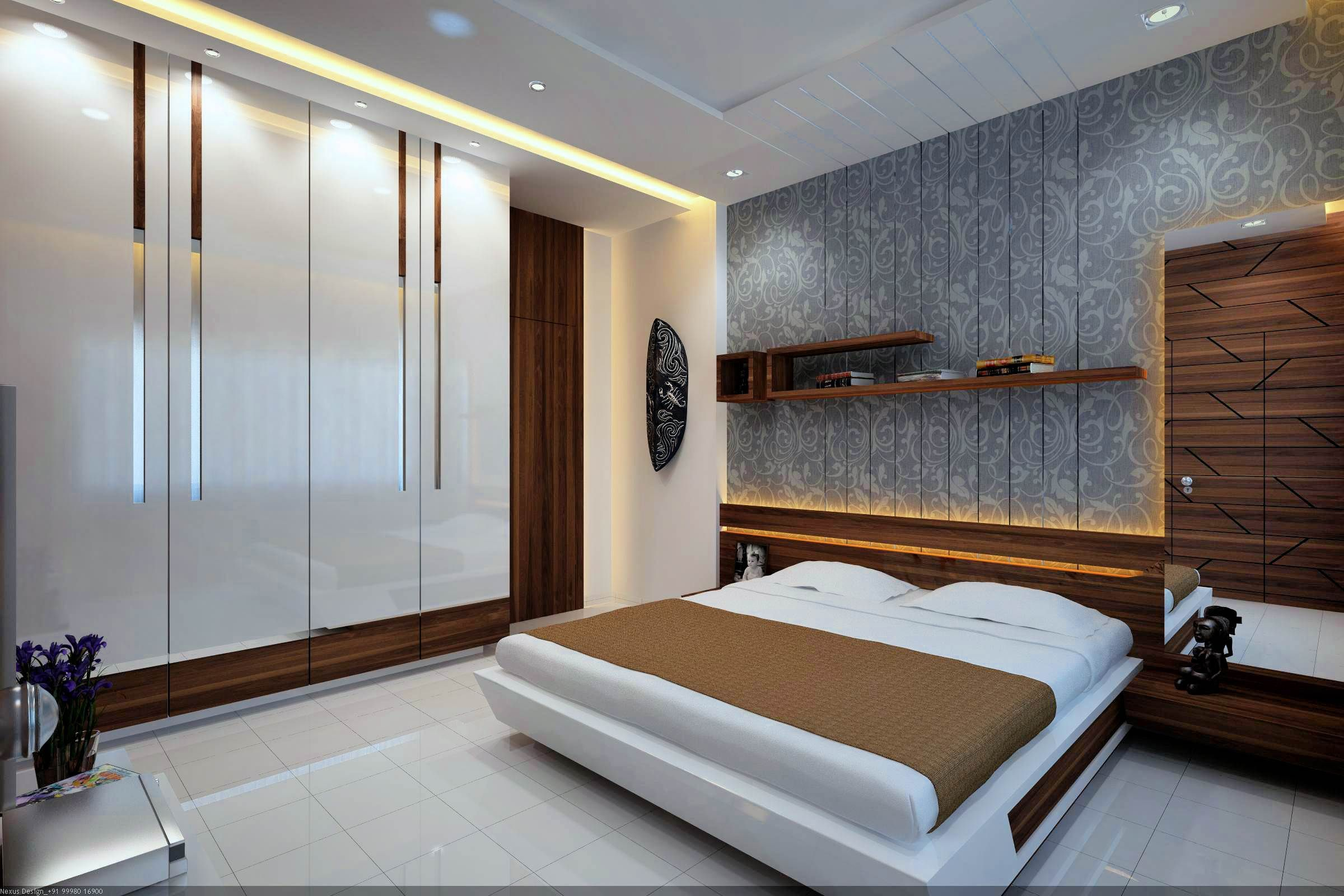 Design Ideas Bedroom Design Ideas Wardrobe Design Bedroom with regard to 10 Smart Ways How to Improve Modern Bedroom Design Ideas