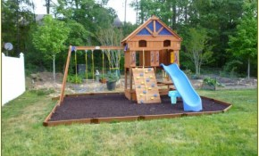 Easy Backyard Playground Ideas 80 Decoor intended for 14 Awesome Designs of How to Improve Backyard Playground Ideas