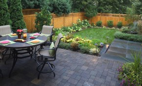 Elegant Diy Backyard Ideas On A Budget Rethimno pertaining to Simple Patio Ideas For Small Backyards