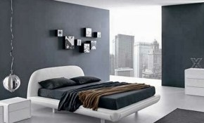 Elegant Gray Paint Colors For Bedrooms Homesfeed within 10 Smart Initiatives of How to Build Modern Wall Colors For Bedrooms