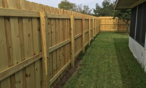 Fencing Secure Fence And Rail for 16 Some of the Coolest Initiatives of How to Craft Wood Fence Backyard