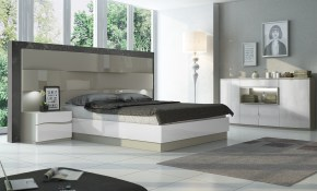 Fenicia Composition 21 Comp 601 Fenicia Modern Bedroom Sets with Modern Bedrooms Sets