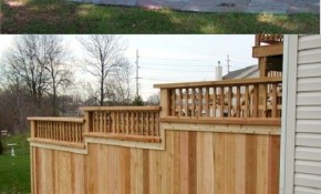 Find Out About Backyard Fence Options Creative Fencing Ideas intended for 13 Awesome Ways How to Makeover Backyard Fencing Options