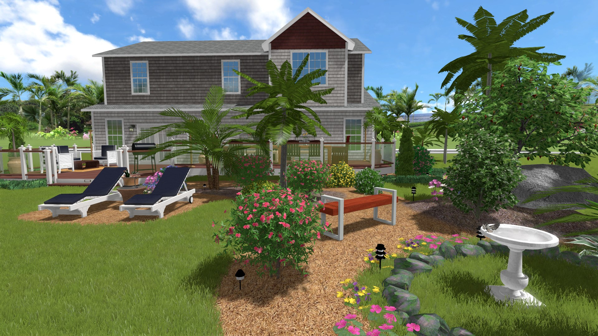 Home Landscaping Software Ideas throughout Backyard Landscape Software