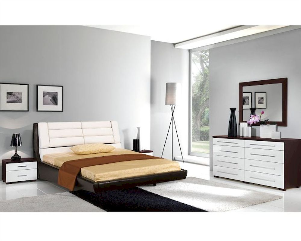 Italian Bedroom Set Modern Style 33b231 pertaining to 12 Clever Designs of How to Craft Modern Style Bedroom Set