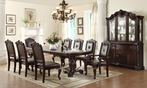 Kiera Formal Dining Room Group Crown Mark At Furniture Superstore Nm with 12 Genius Initiatives of How to Upgrade Formal Living Room Sets