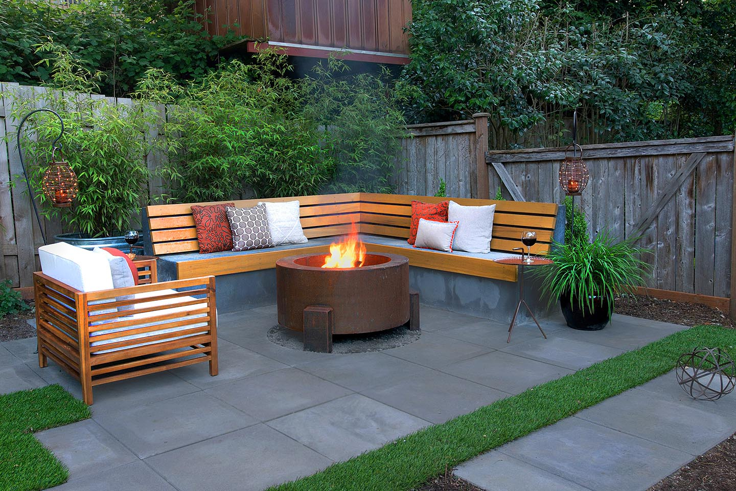 Landscaping A Sloped Backyard Paradise Restored Landscaping with 15 Genius Concepts of How to Makeover Backyard Paradise Landscaping