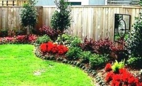 Lovely Backyard Landscaping Design Ideas On A Budget Beautiful Look intended for Backyard Landscape Design Ideas On A Budget