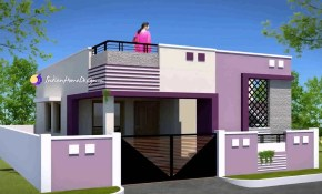 Low Budget Modern 2 Bedroom House Design Daddygif intended for 15 Smart Initiatives of How to Makeover 2 Bedroom Modern House Plans